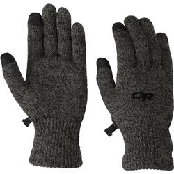 Outdoor Research Biosensor Liners - Womens-Charcoal