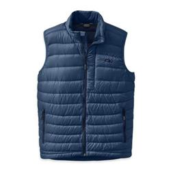 Outdoor Research Transcendent Down Vest - Mens-Dusk / Night