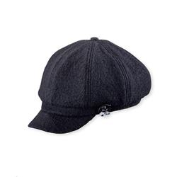 Pistil Cabbie Cap - Womens-Black