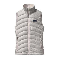 Patagonia Down Sweater Vest - Womens-Birch White