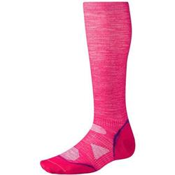 Smartwool PhD Run Graduated Compression Ultra Light Socks - Unisex-Punch
