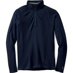 Smartwool Merino 250 Baselayer 1/4 Zip - Mens-Deep Navy