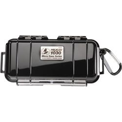 Pelican Products 1030 Micro Case-Black