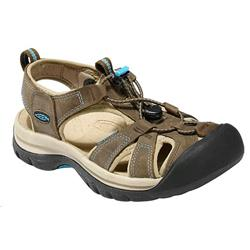 Keen Venice - Dark Earth / Caribbean Sea - Womens-Dark Earth / Caribbean Sea