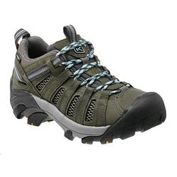 Keen Voyageur - Charcoal / Sterling Blue - Womens-Charcoal / Sterling Blue