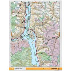 Backroad Mapbooks Kootenay Lake Topo Map-Not Applicable