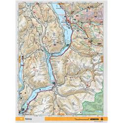Backroad Mapbooks Nakusp Topo Map-Not Applicable