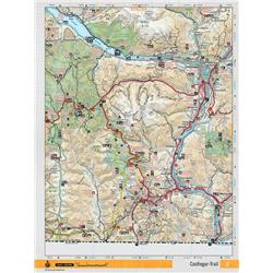 Backroad Mapbooks Kaslo Topo Map-Not Applicable