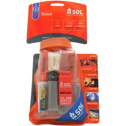 Adventure Medical  SOL Scout Survival Kit-Not Applicable