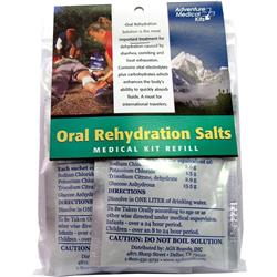 Adventure Medical  Oral Rehydrating Salt (3 Pack)-Not Applicable