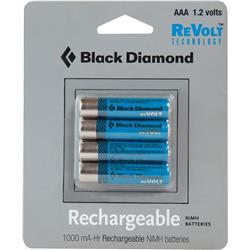 Black Diamond Black Diamond AAA Rechargeable Battery 4-Pack-Not Applicable