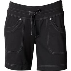 "Kuhl Mova Short, 6"" Inseam - Womens-Raven"