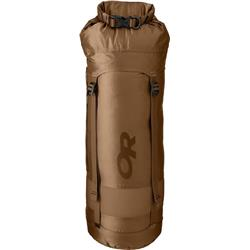 Outdoor Research AirPurge Dry Compression Sack 10L-Coyote