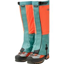 Outdoor Research Crocodile Gaiters - Mens-Bahama / Seaglass