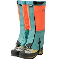 Outdoor Research Crocodile Gaiters - Womens-Bahama / Seaglass