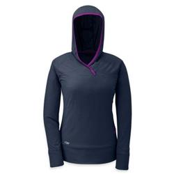 Outdoor Research Echo Hoody - Womens-Night / Ultraviolet