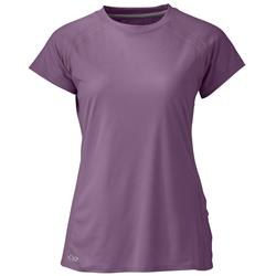 Outdoor Research Echo SS Tee - Womens-Amethyst