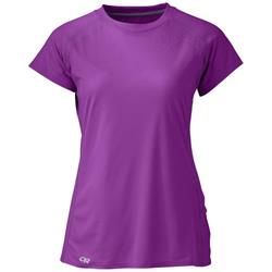 Outdoor Research Echo SS Tee - Womens-Ultraviolet