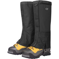 Outdoor Research Expedition Crocodile Gaiters - Mens-Black