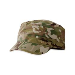 Radar Pocket Cap - Camo