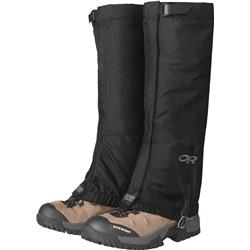 Outdoor Research Rocky Mountain High Gaiters - Mens-Black