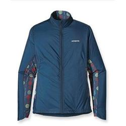 Patagonia Nine Trails Jacket - Womens-Glass Blue