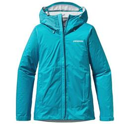 Patagonia Torrentshell Jacket - Womens-Curacao / White