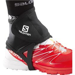 Salomon Trail Gaiters Low - Black-Black