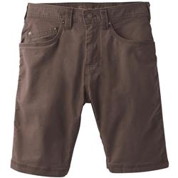 "Prana Bronson Shorts, 11"" Inseam - Mens-Acacia Brown"