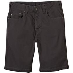 "Prana Bronson Shorts, 11"" Inseam - Mens-Charcoal"