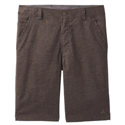 "Prana Furrow Shorts, 11"" Inseam - Mens-Acacia Brown"