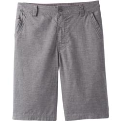 "Prana Furrow Shorts, 11"" Inseam - Mens-Gravel"