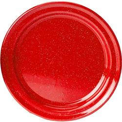"GSI Outdoors Plate 10"" - Red-Not Applicable"