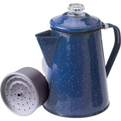 GSI Outdoors Percolator 8 Cup - Blue-Not Applicable