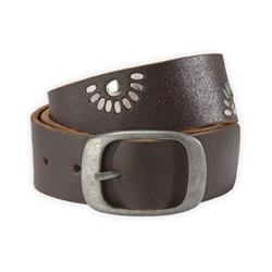 Pistil Bali Belt - Womens-Brown