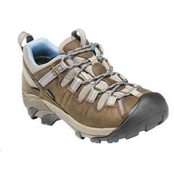 Keen Targhee II WP - Dark Earth / Allure - Womens-Dark Earth / Allure