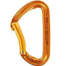 Petzl Spirit H-Frame Carabiner Bent Gate - Anodized-Not Applicable