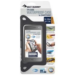 Sea To Summit TPU Guide Waterproof Case for Smartphones-Black