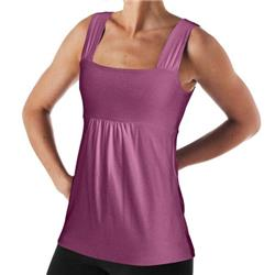 Fig Clothing Ova Top / Bekily - Womens-Guava