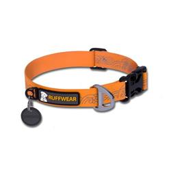 Ruffwear Headwater Collar-Orange Sunset
