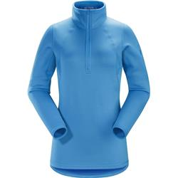 Arcteryx Rho AR Zip Neck - Womens-Baja