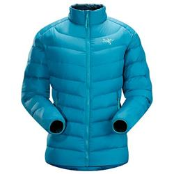 Arcteryx Thorium AR Jacket - Womens-Cyan Blue