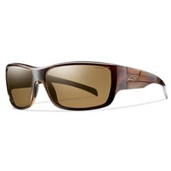 Smith Optics Frontman, Brown Stripe Frame, Polarized Brown / Carbonic Polarized Lens-Not Applicable