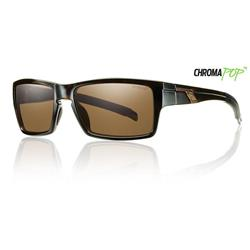 Smith Optics Outlier, Tortoise Frame, Polarized Brown / Chromapop Lens-Not Applicable