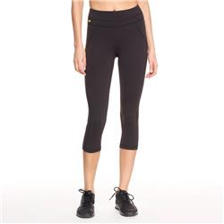 "Lole Lively Capris, 20"" Inseam - Womens-Black"