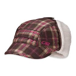Outdoor Research Trophy Trapper Hat - Womens-Cafe / Earth