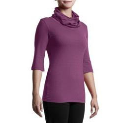 Fig Clothing Oci Top / Oceanic - Womens-Prune