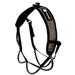 Metolius Multi Loop Double-D Gear Sling - Pewter-Pewter