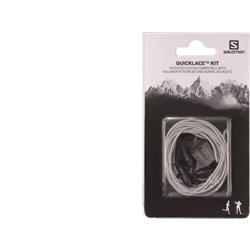 Salomon Quicklace Kit - Grey-Not Applicable