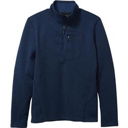 Drop Line 1/2 Zip - Mens